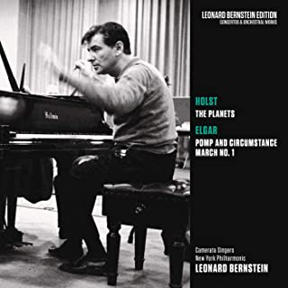 Holst: The Planets, Op. 32 - Elgar: March No. 1 from Pomp and Circumstance, Op. 39