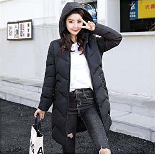 5XL 6XL Large Size Women Autumn Winter Coat New Long Parkas Female Down Jackets Thickening Warm Winter Jacket Women Classi...