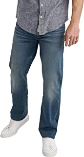 Lucky Brand Mens 7MD10300 Classic Fit 363 Vintage Straight Straight Leg Jeans, Gilman