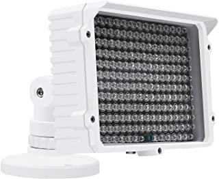 CMVision IR130-830NM - 198 LED Indoor/Outdoor Long Range 150 feet IR Illuminator with Free 3A 12VDC Power Adaptor (Special for photobiomodulation, Light Therapy Application)
