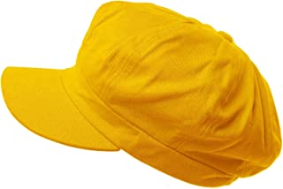 66e1c477f Amazon.com: Yellows - Newsboy Caps / Hats & Caps: Clothing, Shoes ...
