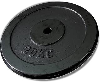 FIELDOOR ブラックアイアンダンベル 10kg×2(20kg)/15kg×2(30kg)/20kg×2(40kg)/30kg×2(60kg) 標準シャフト径28mm ハードロックカラー ゆるまないカラー標準装備 ジョイントシャフトで連結可能