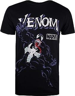 Venom Unisex Sweatshirt S-XXL Schwarz Offiziell Lizenziert Marvel