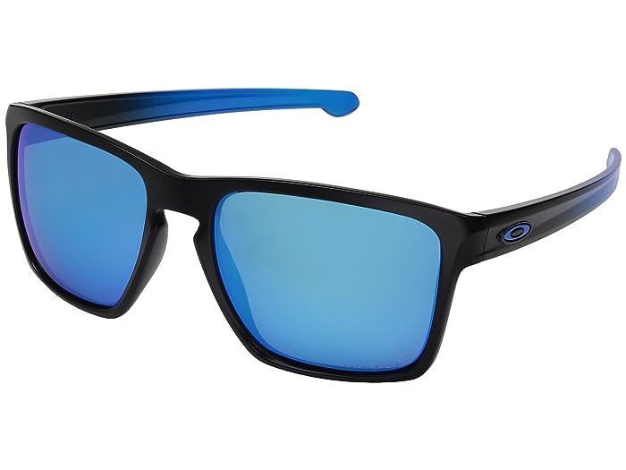 Oakley Sliver XL (Sapphire Fade w/ Prizm Sapphire Polarized) Fashion Sunglasses