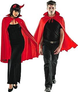 devil cape halloween