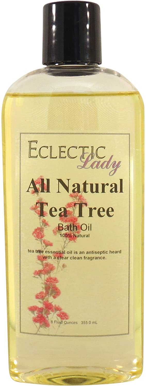 All Natural Tea Tree Challenge the lowest price of Japan ☆ 8 Oil Bath oz Max 54% OFF