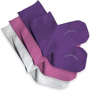 SmartKnitKIDS Seamless Sensitivity Socks - 3 Pack