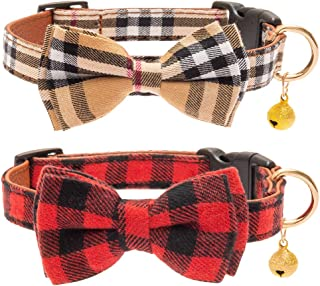 Best cute dog collars with bows Reviews