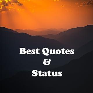 Best Quotes and Status Offline