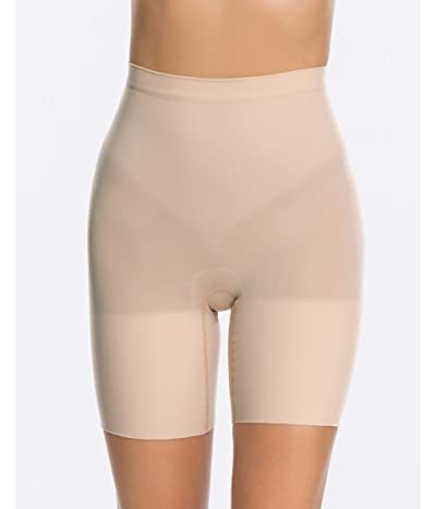 Spanx Power Shorts (Soft Nude) Women