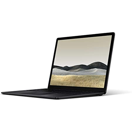 """Microsoft Surface Laptop 3 – 13.5"""" Touch-Screen – Intel Core i5 - 8GB Memory - 256GB Solid State Drive – Matte Black"""