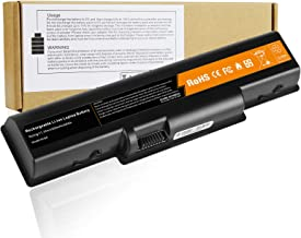 Laptop Battery for Gateway Series NV51 NV52 NV53 NV54 NV56 NV58 NV59 NV5332U Series Gateway AS09A41 AS09A73 ID58 MS2268 MS2273 MS2285 MS2288-6 Cells 11.1V 5200mAh (Extended Performance Battery)