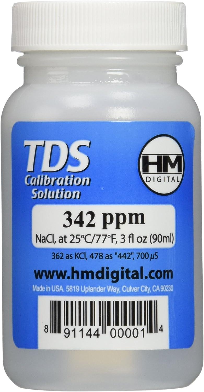 Popular popular HM Digital C342 TDS and EC shipfree NaCl 342 ppm Solution Calibration
