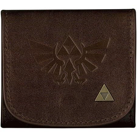 三英貿易 FAVORITE+ Leather Goods 本革コインケース(ゼルダの伝説) 革小物 高さ7.5cm