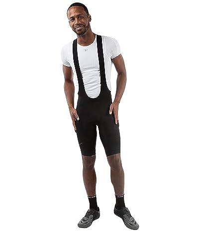 Pearl Izumi Interval Cargo Bib Shorts (Black) Men