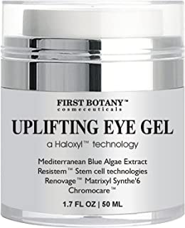 First Botany Cosmeceuticals INTENSIVE WRINKLE FREE ANTI ageing EYE CREAM with Argireline , Fiflow and other potent anti-wr...