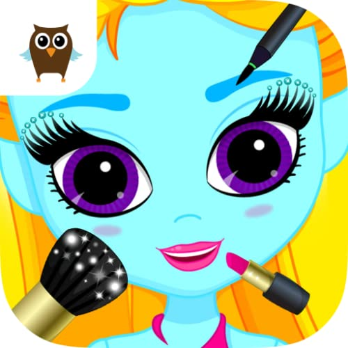 Monster Sisters Summer Party – Holiday Beauty Makeover & Beach Resort Fun