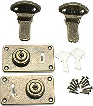 2 stuks slot slot sleutel voor vintage cabinet Jewelry Box