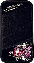 Ed Hardy Love Kills Slowly CD/DVD Visor Organizer - Holds 10 CD's or DVD's