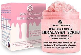 Jadole Naturals Himalayan Body Scrub Pure and Natural