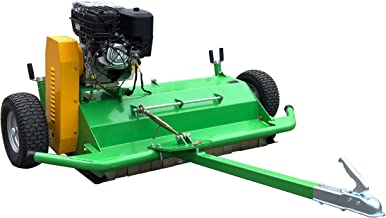 electric flail mower