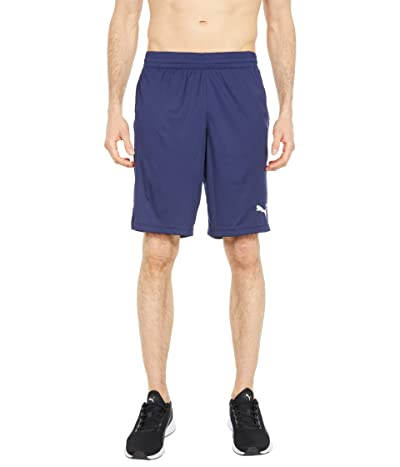 PUMA Active 8 Shorts (Peacoat) Men