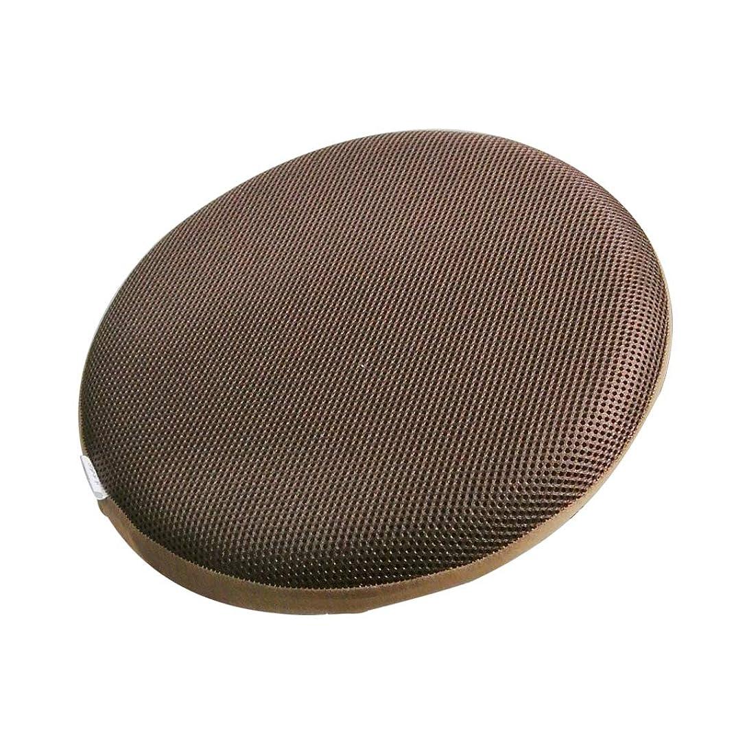 専門知識ヘビーキャップF Fityle 全7色4サイズ 取り付け簡単 スツールカバー 座布団カバー 丸椅子カバー ラウンド 高級感 - コーヒー, 35cm