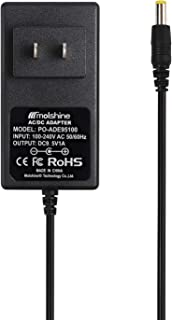 Molshine (9.8ft Cable) 9.5V AC DC Power Adapter Compatible A