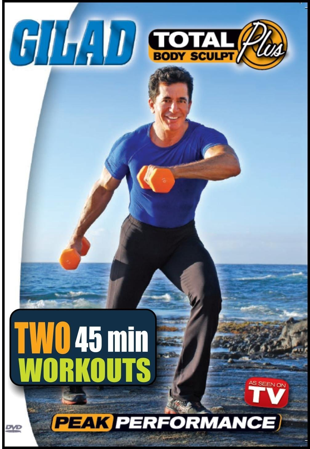 Gilad online shopping Total Body Sculpt Peak Performance Max 46% OFF with PLUS: