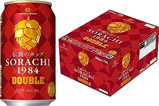 [Amazon限定ブランド] サッポロ Innovative Brewer SORACHI1984 DOUBLE(ソラチ イチキュウハチヨン ダブル) [ クラフトビール 6 日本 350ml×12本