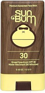 Sun Bum Face Stick Sunscreen SPF 30, 0.45-Ounce