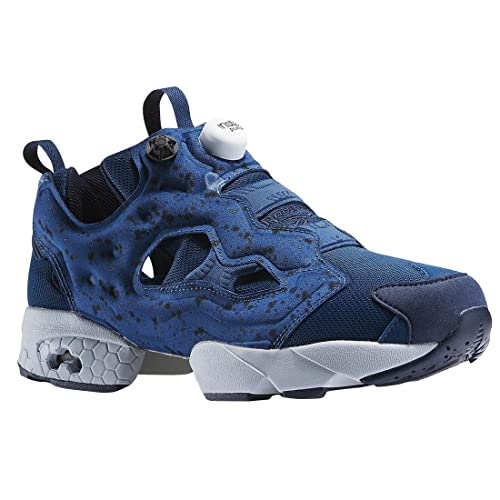 5a8958dd Reebok Instapump Fury SP Mens in Navy/Cloud Grey by