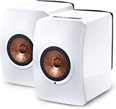 LS50 Wireless Powered Music System (White, Pair)