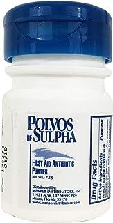 6pk - Menper -Polvo De Sulpha (First Aid Antibiotic) .7 Oz