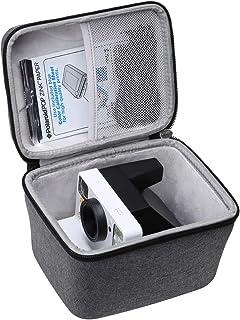 Aproca Hårt förvaringsfodral för polaroid original nu I-typ/OneStep 2/OneStep+ Instant Film Kamera (grå)