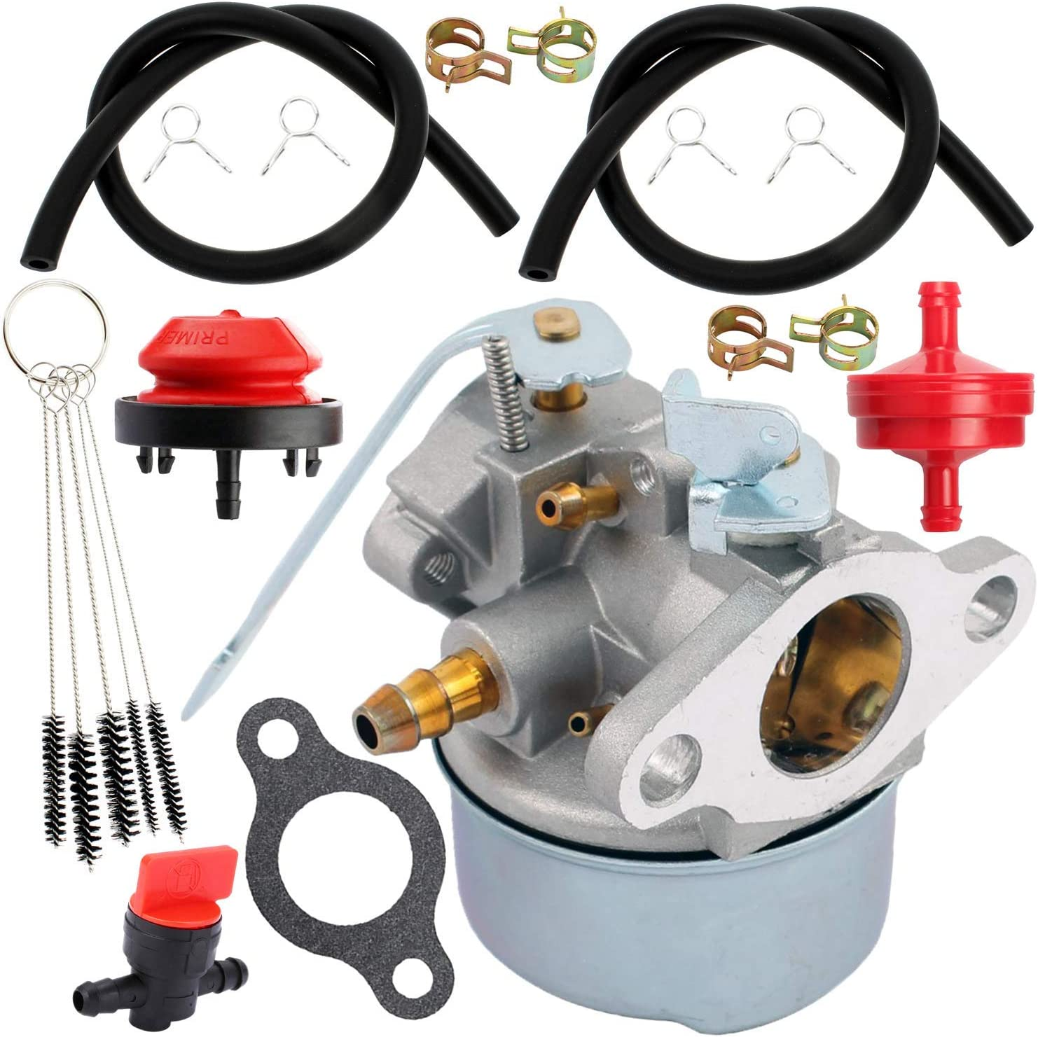 YOFMOO Sale SALE% OFF Carburetor Ranking TOP3 Kit Compatible for Toro CCR1000 Powerlite 3817