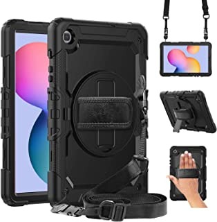 Samsung Galaxy Tab S6 Lite 10.4 Case 2020 with Screen Protector for Kids   Herize Rugged SM-P610/P615 Tablet Case with S P...
