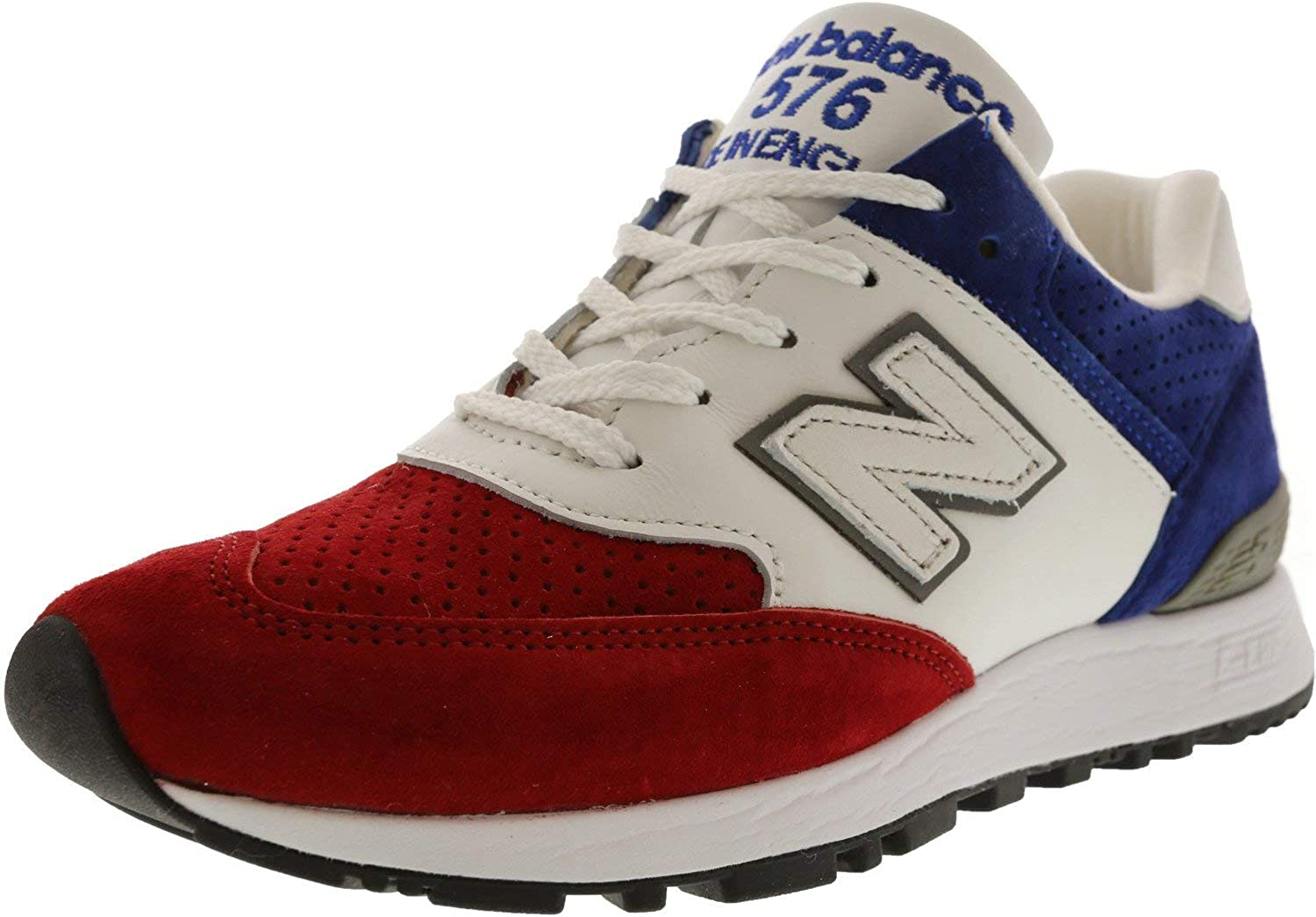 New Balance Women's W576 Ankle-High Suede Fashion Sneaker
