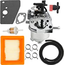 Harbot XT675 14 853 68-S Carburetor with 14 083 15-S Air Filter Tune Up Kit for Kohler XT650 XT6.5 XT6.75 Engine Toro Lawn Mower