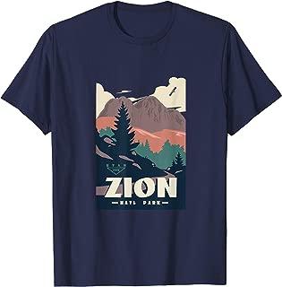 Zion National Park Utah T-Shirt Gift