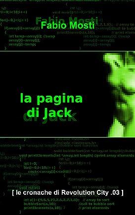 la pagina di Jack (le cronache di Revolution City Vol. 3)