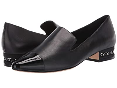 Vaneli Fable (Black Nappa/Black Patent) Women