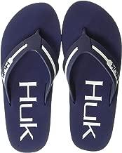HUK Men's FLIPSTER Navy, Size: 4