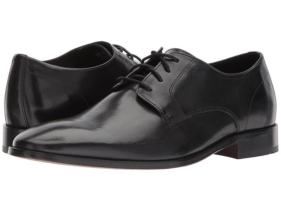 Bostonian Nantasket Fly (Black Leather) Men