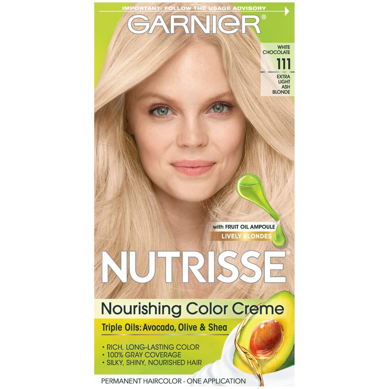 Garnier Nutrisse Haircolor 111 Extra-Light 1 shopping P Each New popularity Ash Blonde