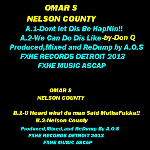 Don't Let Dis Be Hapnin!! by omar s on Amazon Music - Amazon com