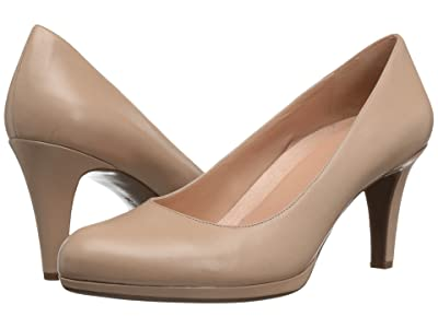Naturalizer Michelle (Tender Taupe Leather) High Heels