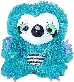 Wild Republic 19589 15 cm Wonky Mini Plush Sloth Toy