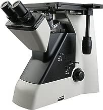 100X-1250X Inverted Binocular Metallurgical Microscope