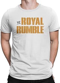 Upteetude Royal Rumble Unisex T-Shirt - White